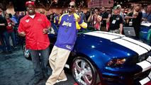 Snoop Dog's Funkmaster Flex Ford Mustang at SEMA