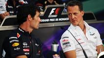 Webber's performance 'shocking' in 2013 - Schumacher