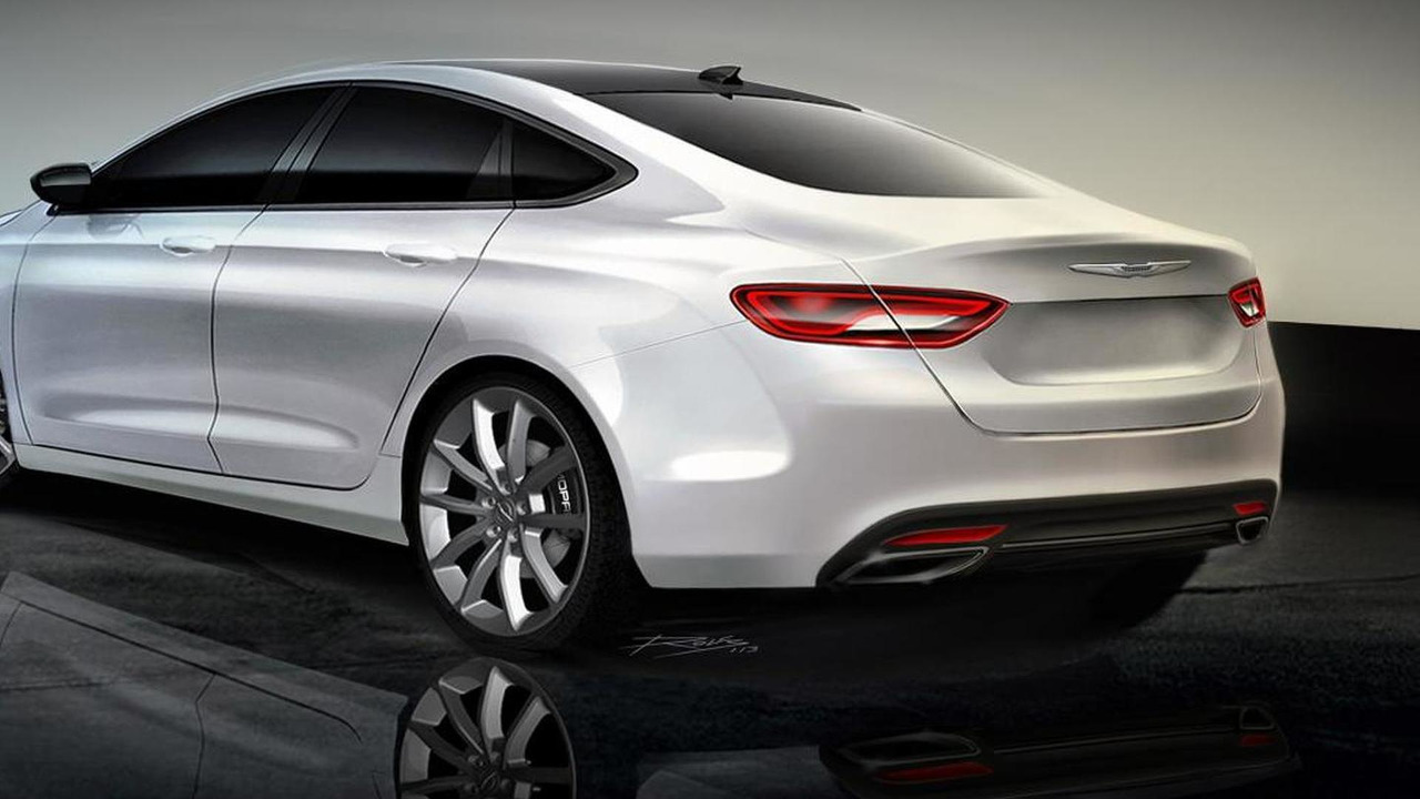 Mopar tuned 2015 Chrysler 200S