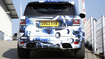 Range Rover Sport RS spied once more ahead of this year's launch