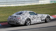 Mercedes-AMG GT to be hatchback only?