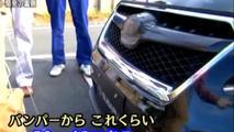 2015 Subaru WRX caught on camera almost undisguised?