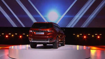Ford Everest concept 13.8.2013