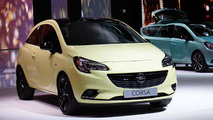 Opel / Vauxhall Corsa live in Paris