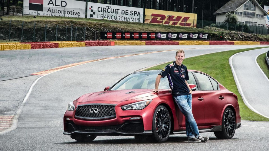 Infiniti Q50 Eau Rouge officially shelved
