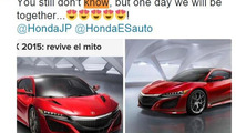 """Fernando Alonso says he 'will be together"""" with the Acura NSX"""
