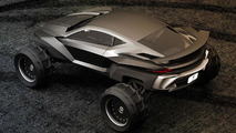 Gray Design Sidewinder