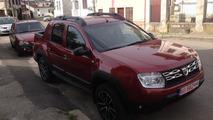 Dacia Duster Doule Cab pickup /  Silviu Dss