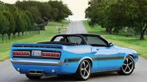 Retrobuilt 1969 Shelby GT 500CS Convertible announced