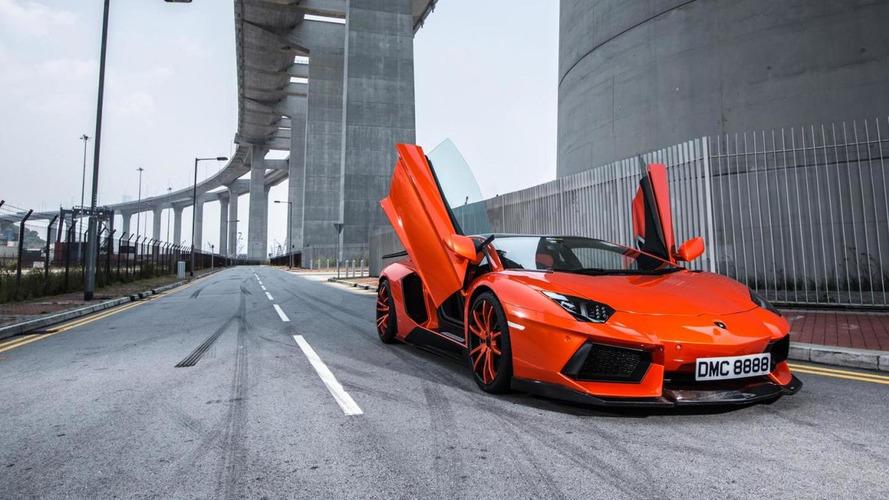 Lamborghini Aventador LP900 by DMC revealed with 900 HP