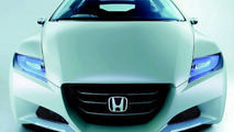 Honda CR-Z concept will go into production next year