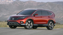 Honda will bring the 2012 CR-V and 2013 Fit EV to L.A. auto show