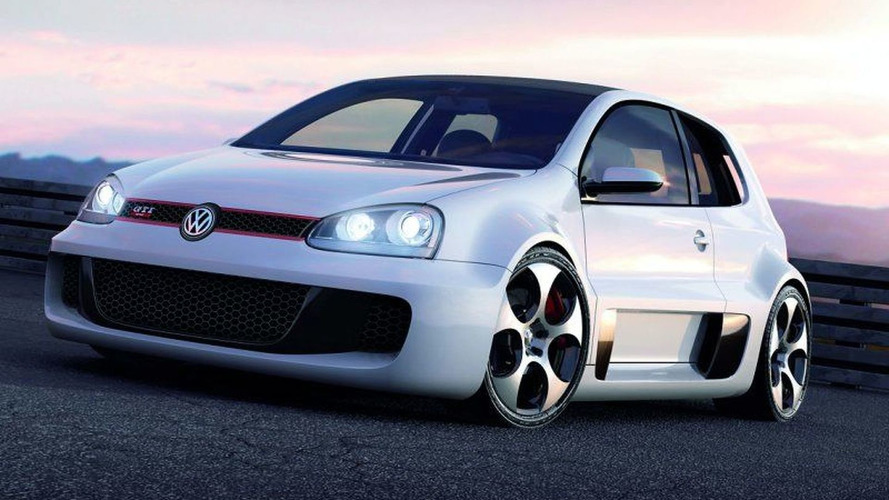 VW Golf GTI W12 650 concept Unveiled