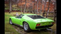 Lamborghini Miura P400S SV Specification