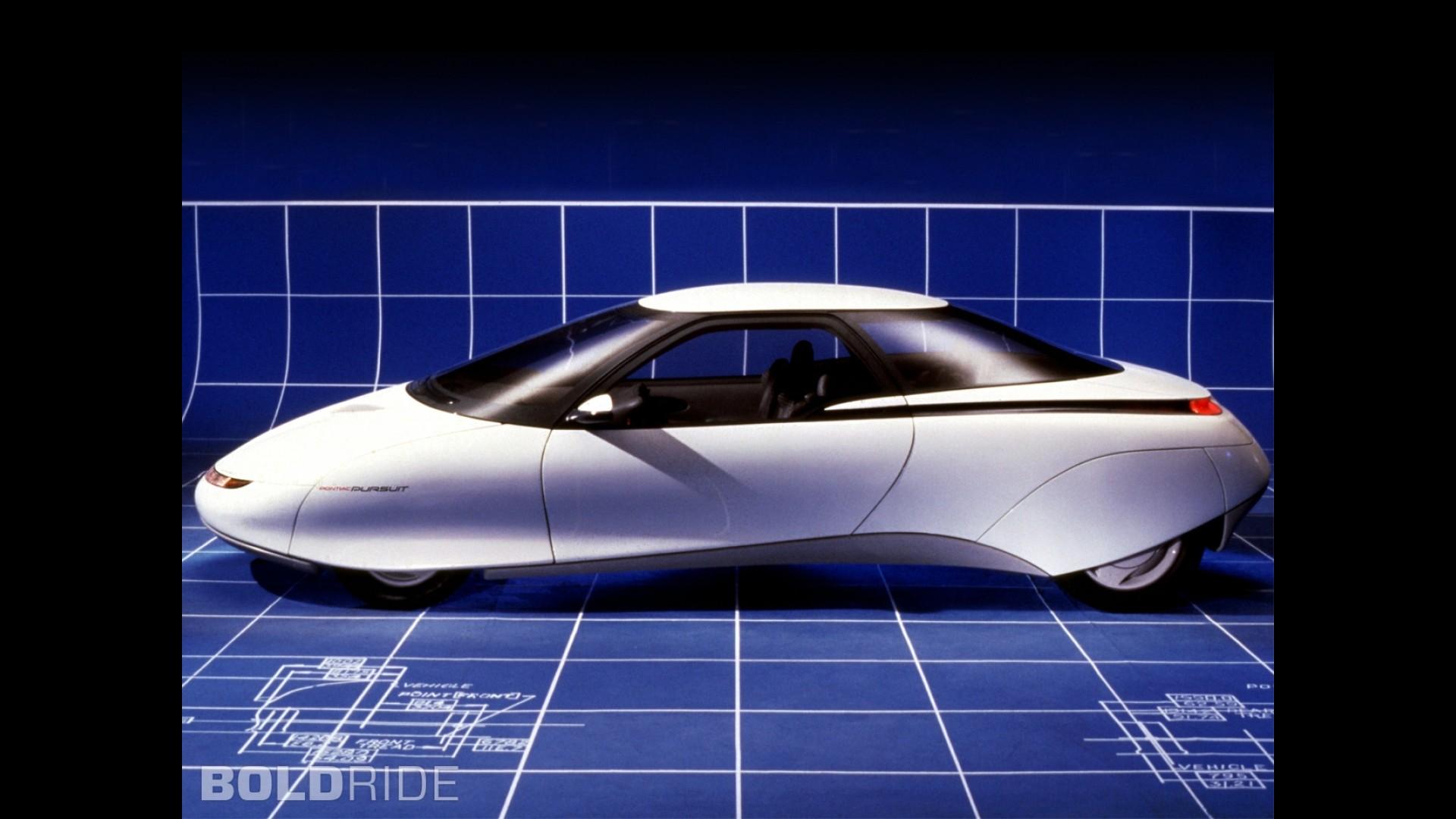 Pontiac Pursuit Concept