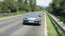 Rimac Concept One shows what 0-100 km/h in 2.6 seconds looks like