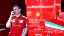 James Allison (GBR) Ferrari Chassis Technical Director