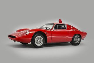 Down Periscope: 1967 Abarth 1300OT Periscopica Heads to Auction