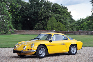 Buy This Renault Alpine A110 Before We Do: Auction
