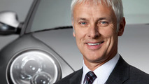 Porsche boss Matthias Müller expected to be appointed Volkswagen Group CEO tomorrow