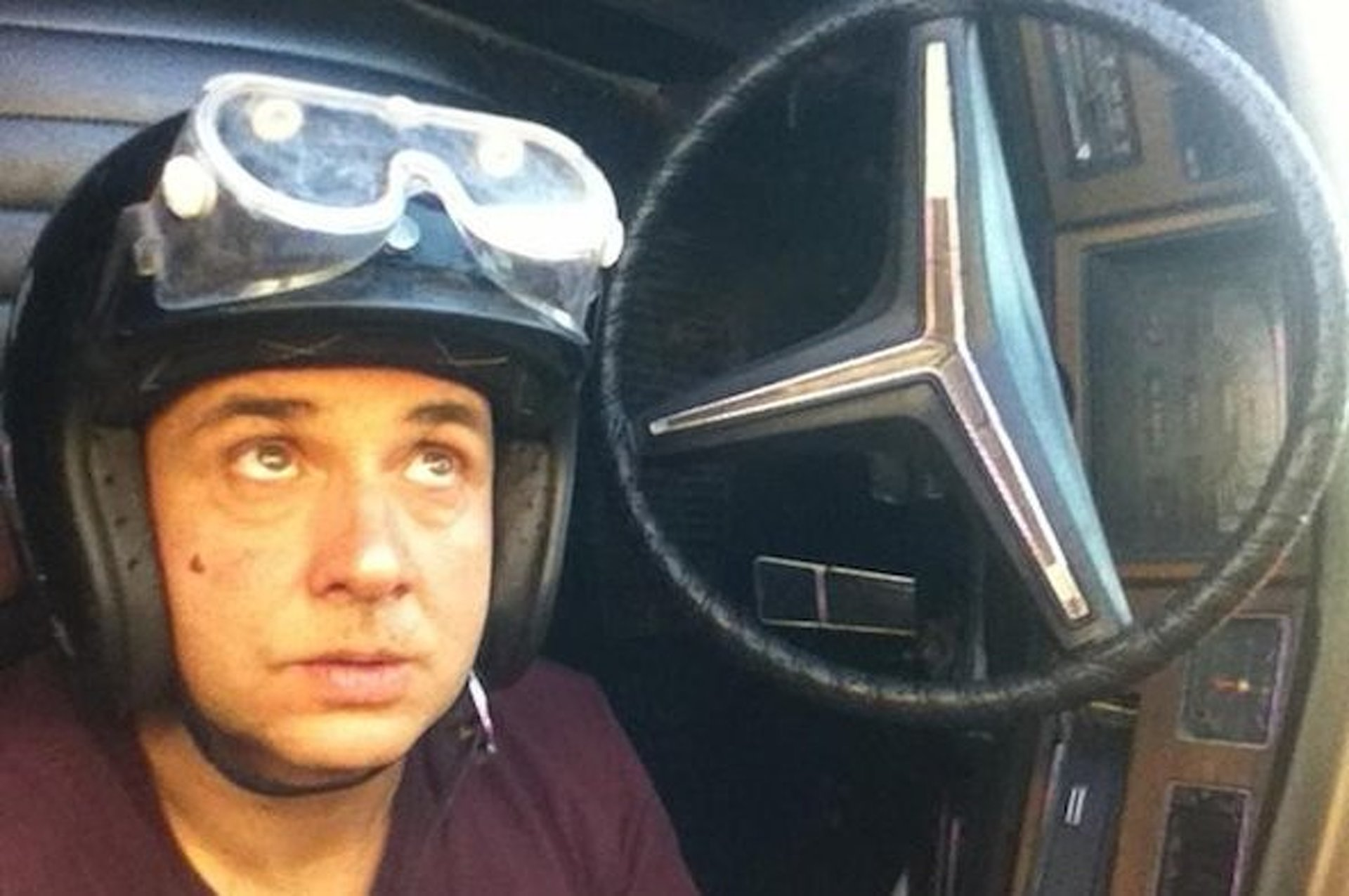Exclusive: We Talk Top Gear With Adam Ferrara