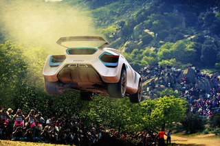 Radical Ford Rally Concept Could Preview a Return to Racing