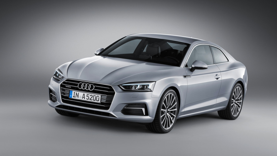 Video roundup of Audi's stylish 2017 A5/S5 Coupe