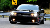 2011 Dodge Challenger SRT8 owned by Chrysler CEO Sergio Marchionne 12.3.2013