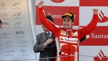 2013 Spanish Grand Prix - results