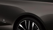 BMW Pininfarina Gran Lusso Coupe teaser photo 15.05.2013