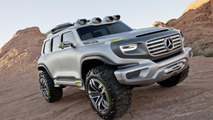 Mercedes planning a G-Class inspired GLB crossover for 2019 - report