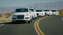 Audi TDI lineup