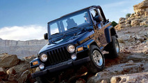 Jeep® Wrangler Rocky Mountain Editions
