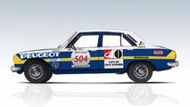 Rétromobile - Plus d'un siècle d'histoire sur le stand Peugeot