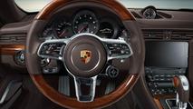 Porsche 911 revealed with wood trim, sacrilege?