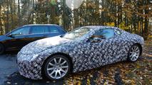 Lexus LF-LC spy photo