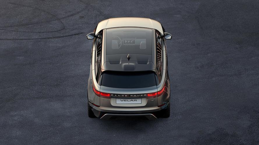 Velar is Land Rover's newest Range Rover model
