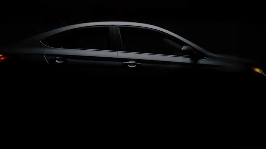 2018 Hyundai Accent teasers