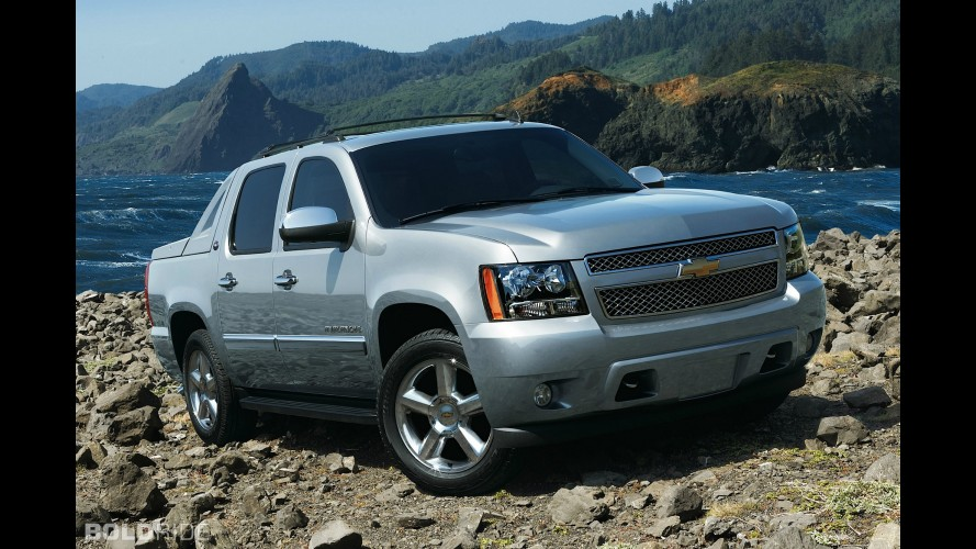 Chevrolet Avalanche Black Diamond