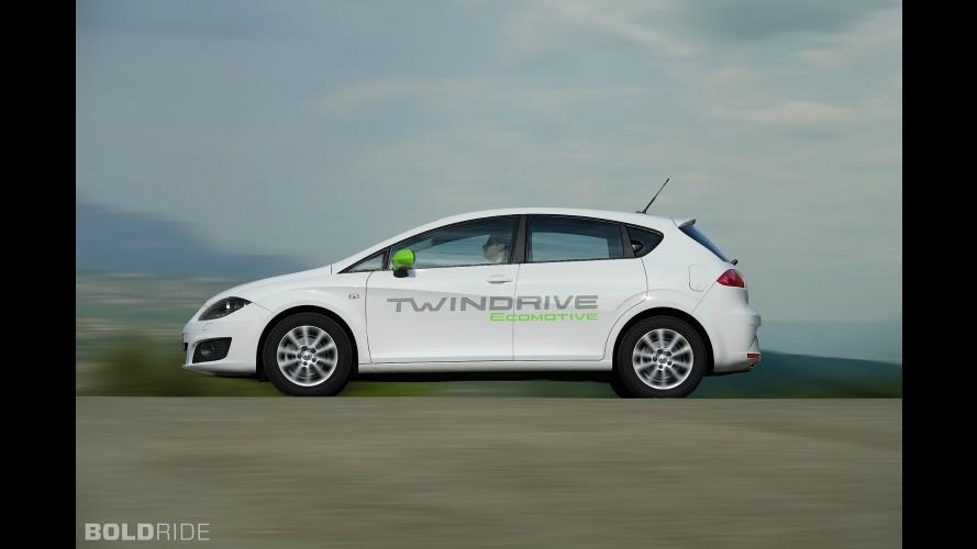 Seat Leon TwinDrive Concept