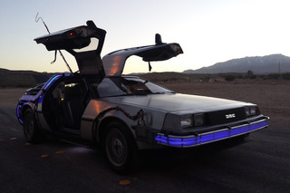 Authentic 'Back to the Future' DeLorean Hits eBay, Flux Capacitor Included