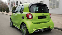 Smart ForTwo Brabus headed to Geneva