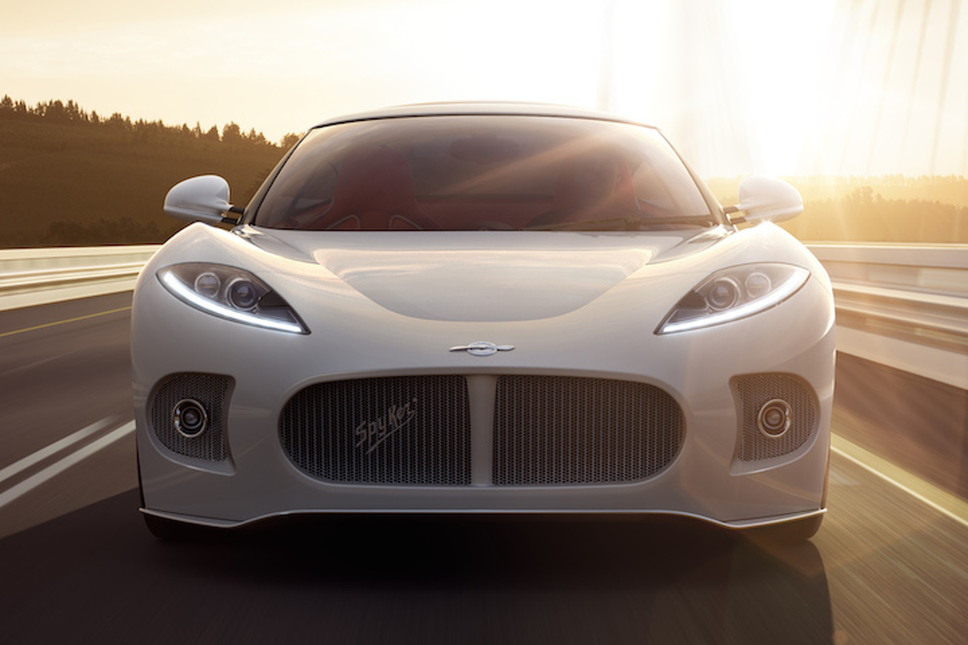 Spyker Isn't Bankrupt After All