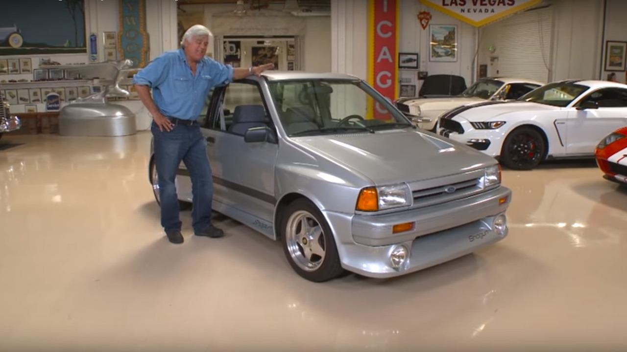 1989 Ford Shogun