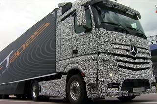 Mercedes-Benz Designs an Autonomous Semi for 2025 [video]