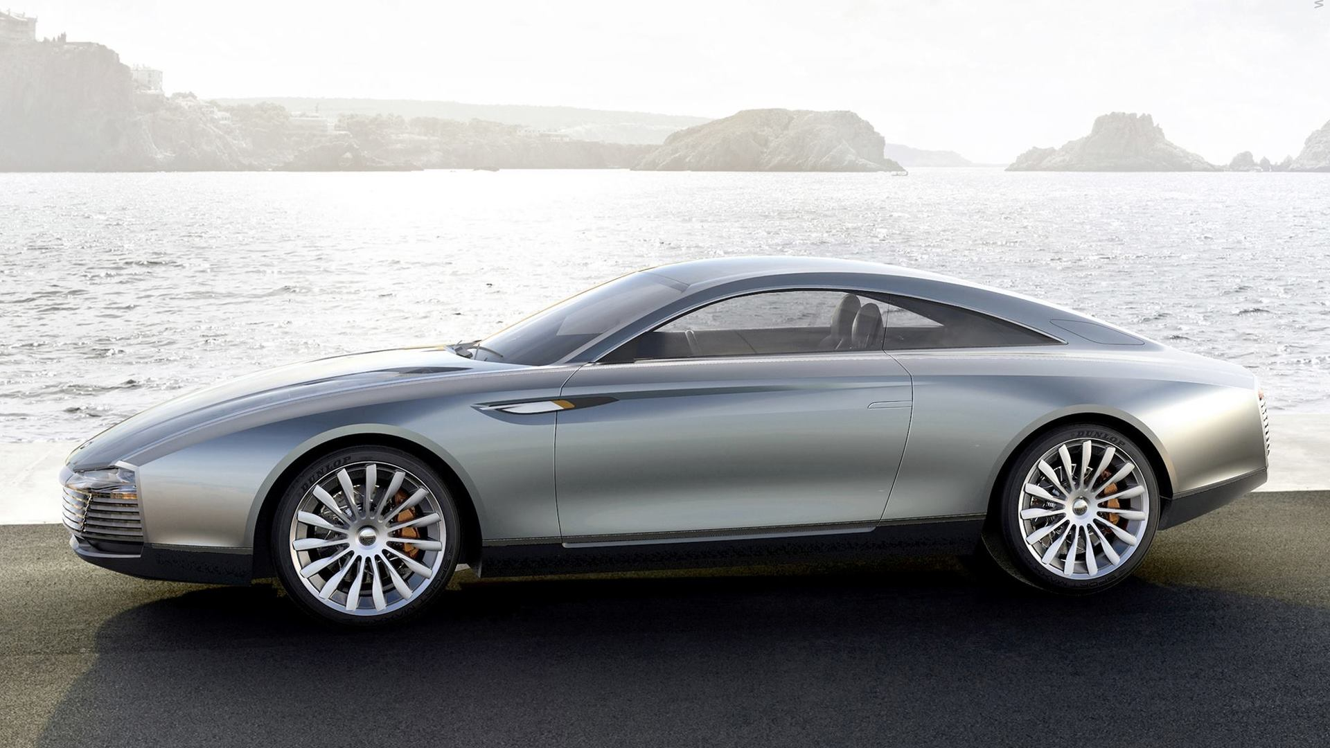 Russian coachbuilder has big plans for Aston Martin DB9