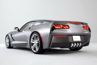 Chevrolet Corvette Stingray Gets an Eight-Speed Automatic Transmission
