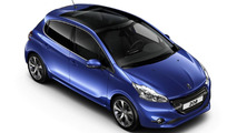 Peugeot 208 Intuitive announced (UK)