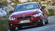 2014 BMW 4-Series Coupe showcased on video