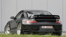 9ff Porsche Turbo Airforce